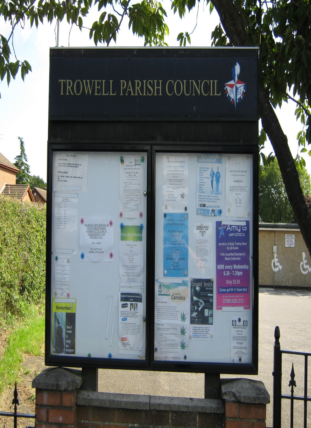 parish-council-notice-board