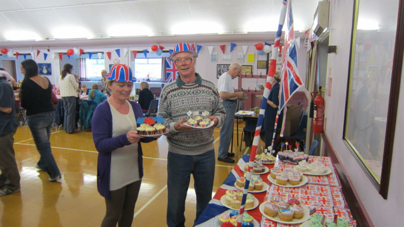 The impossible task for Danny judging the best cakes