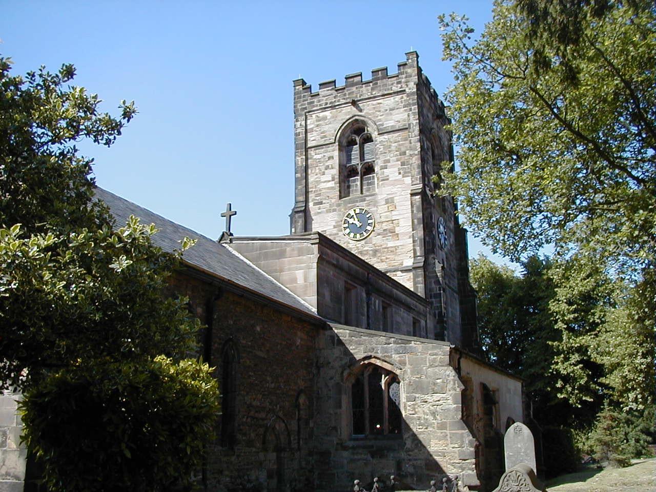 St Helen\'s Church