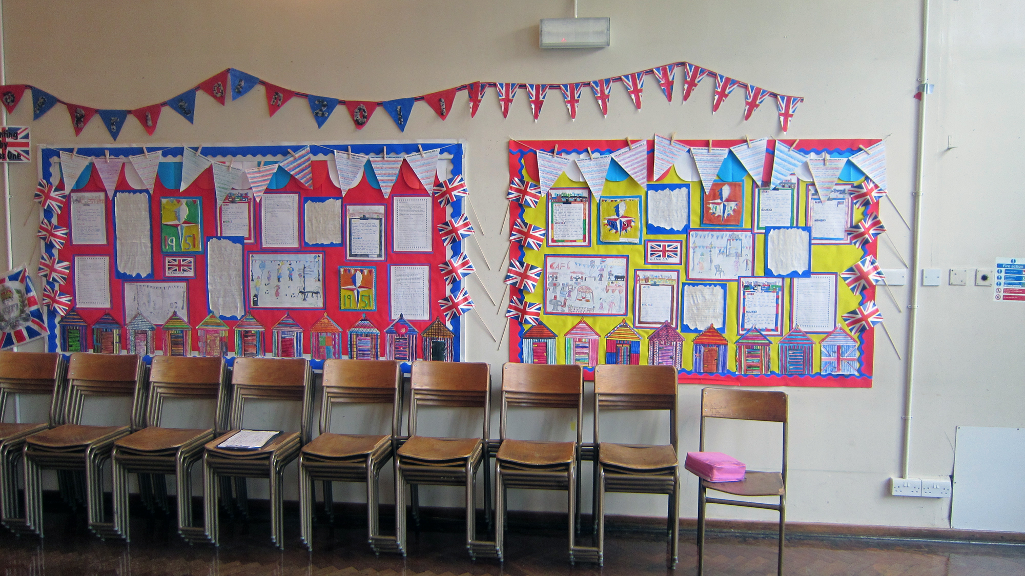 part-of-trowell-school-display