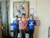 2 yr 6-students-with trowell-parish-cllr-julie-bryant