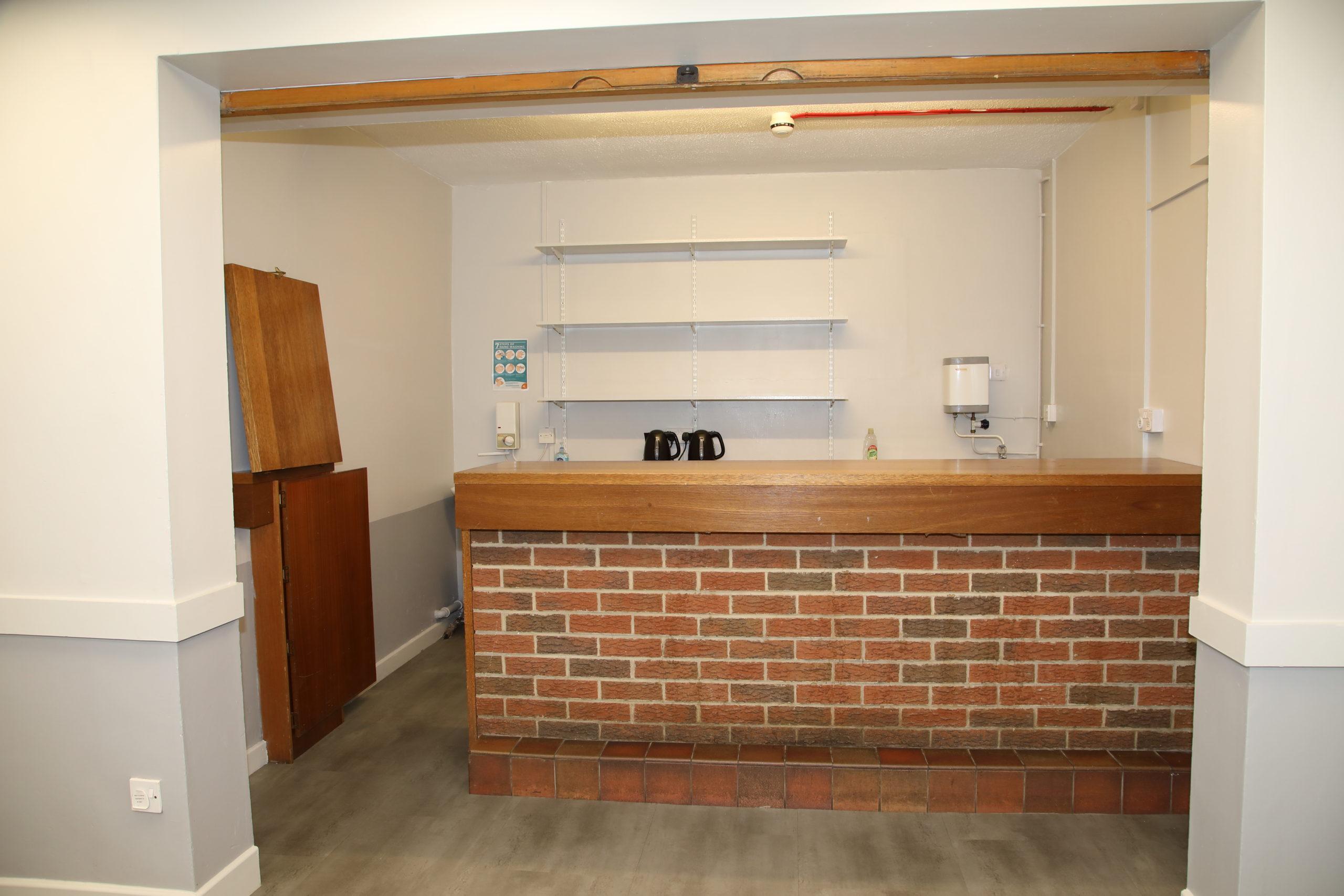 Meeting Room 3 bar